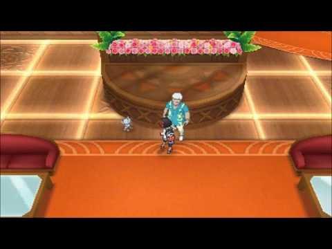 Pokemon Ultra Sun and Ultra Moon - Keldeo and Meloetta Move Tutor Location