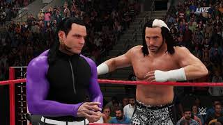 Wwe 2k18 Hardy Boyz Dlc Official Gameplay