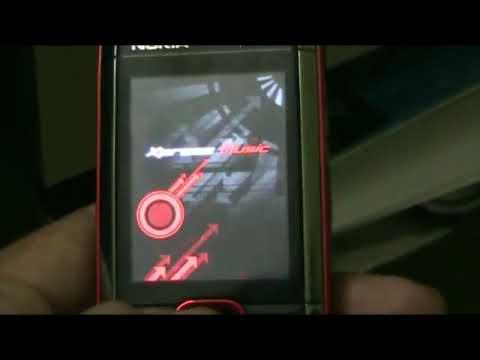 Nokia XpressMusic 5130 firmware flashing
