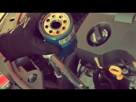 Buick lacrosse oil change