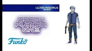 Parzival Ready Player One Funko