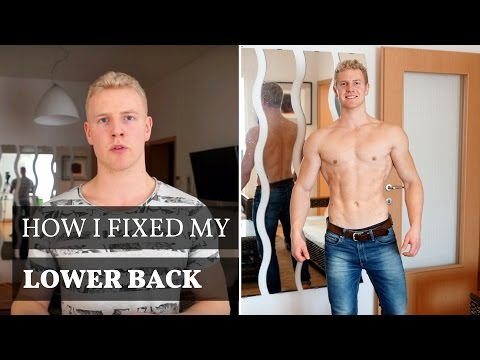 Strengthen your Spine (How I fixed my lower back pain)