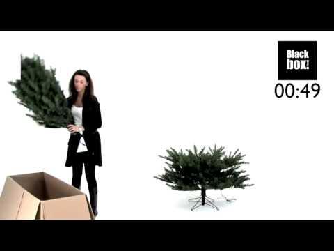 Black Box Artificial Christmas Trees Shake 2 Shape