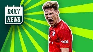 FC Bayern vs. BVB: Meisterkampf dank Kimmich entschieden? Jovic zurück in die Bundesliga?