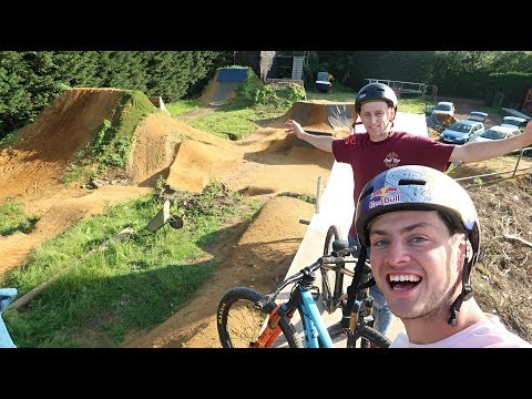 MTB COMPOUND TRICKS WITH FRIENDS!!