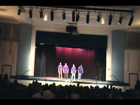 Light the Stage for a Cure -Woodbury High School Drama Club- Stand by Me