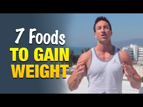 7 Foods To Gain Weight Fast: Eat This And Make Faster Gains