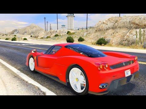 2002 Ferrari Enzo Ferrari - GTA MOD