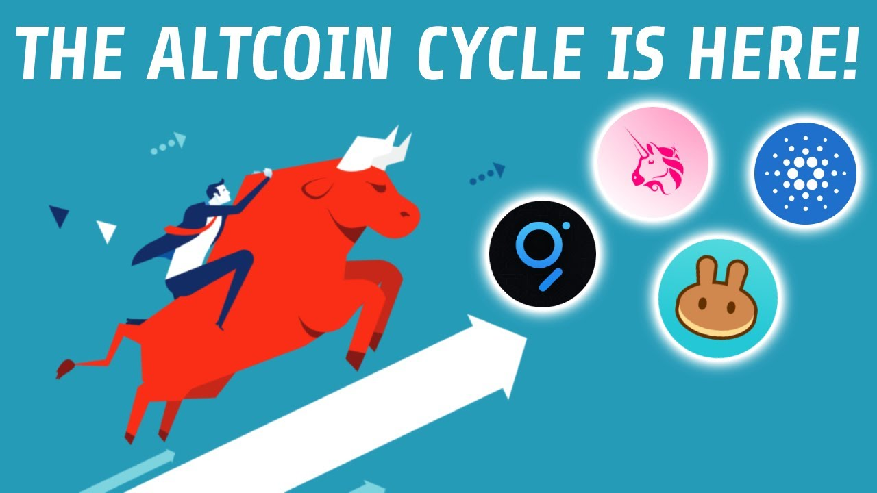 The Altcoin Cycle Is Here | It's Time To Pay Attention
