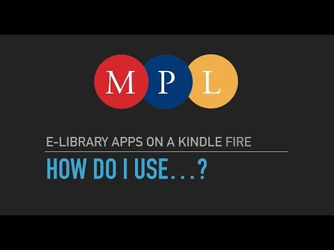 How to use OverDrive, Hoopla, and Zinio on your Amazon Kindle Fire