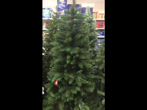 6 5ft Slim Arizona Spruce Artificial Christmas Tree