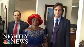 Download Jury Awards Dishwasher $21 Million After Boss Scheduled Her To Work Sundays | NBC Nightly News Video