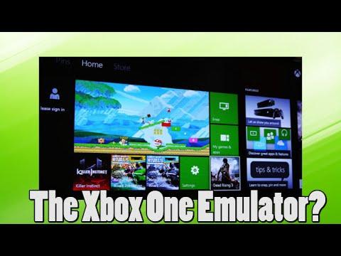 This Xbox One Emulator Plays The Classics, Nes, SNES, SEGA, and Gameboy