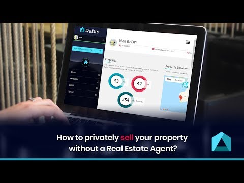 How to sell your property out privately without a Real Estate Agent?