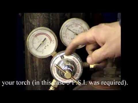 Gas Torch Safety Video