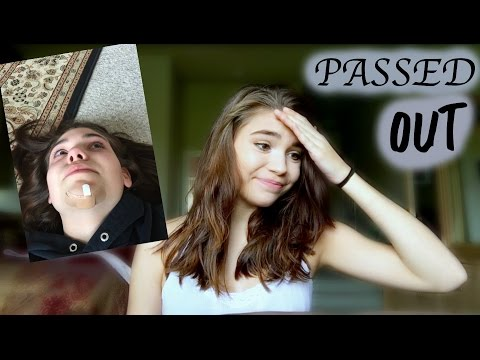 I Passed Out...AT SCHOOL!   STORYTIME