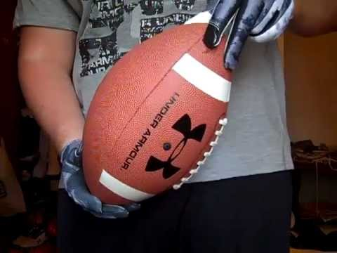 How To Test The Grip On Your Football Gloves