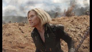 Black Widow & Okoye vs Proxima Midnight   The Avengers - Infinity War
