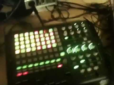 Serato Bridge + Ableton Effects = Awesome