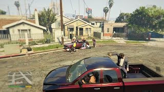 GTA V - Special Abilities for Addon Peds