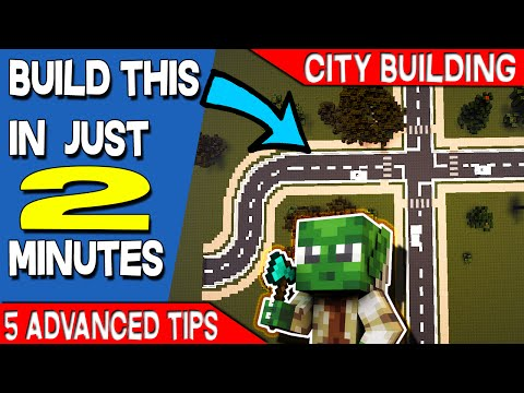 5 Advanced City Building Tips for Minecraft