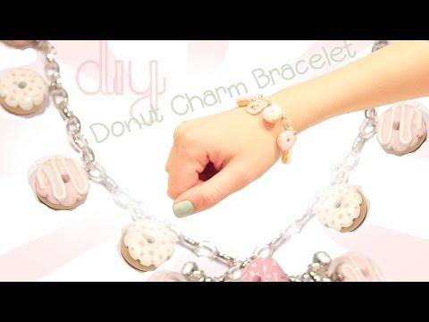 DIY Donut Bracelet  ♥