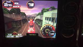 Fast & Furious Tokyo Drift Arcade: Tour Bonus Track