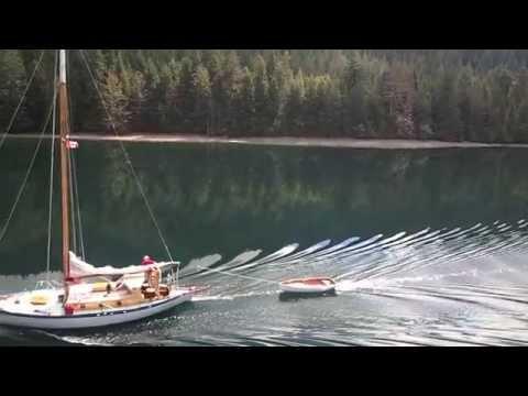 Summer Sailing in BC 2015