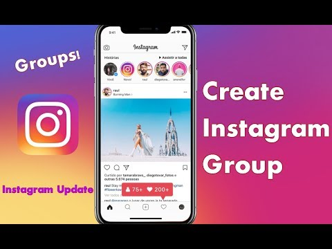 How to Create a Group Conversation in Instagram Direct on iPhone