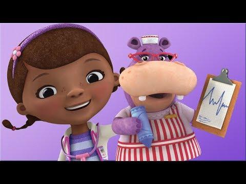Doc McStuffins - Fun Girl Games Care For Broken Toys - Disney Junior App For Kids