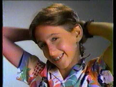 1985 Orajel Commercial