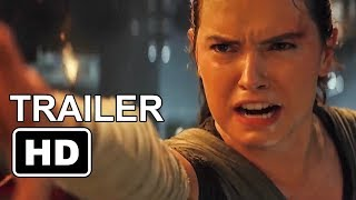 Star Wars 8 Rey Becomes Jedi Master Trailer (2017) Mark Hamill, Daisy Ridley Sci-Fi Movie HD