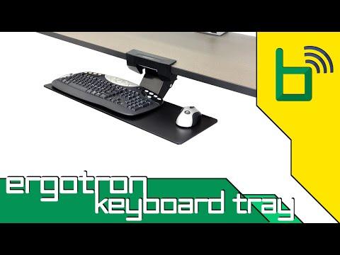 Ergotron Neoflex Keyboard Tray