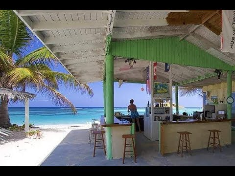 A day in Anegada, BVI