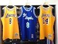 Kobe Bryant Mitchell & Ness Jerseys