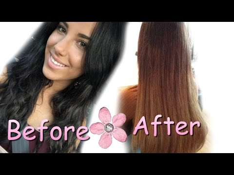 All about Hairextensions & Bleaching Black Hair NO DAMAGE!