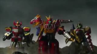 Power Rangers Dino Charge Team Up Part 3
