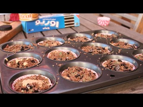 Prepare Yummy Oreo Peppermint Crisp Tartlets - Food & Drinks - Guidecentral