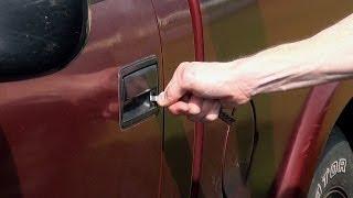Master Key Locksmith Auto Jigglers Lock Pick 1999