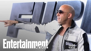 The Fast & The Furious: How Vin Diesel Almost Wasn't Dom | News Flash | Entertainment Weekly