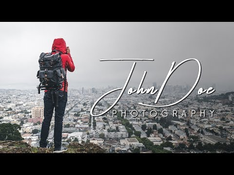 How To Make Your Own Photography Logo In Photoshop