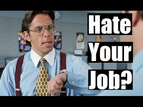 Watch This If You Hate Your Job | Motivation