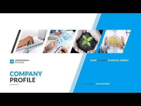Company Profile Keynote