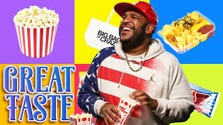 Download The Best Movie Snack   Great Taste Video