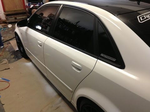 Gloss White Plasti Dip - Glossifier over whole car