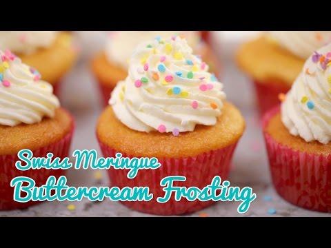 Best-Ever Swiss Meringue Buttercream Frosting - Gemma's Bold Baking Basics Ep 27