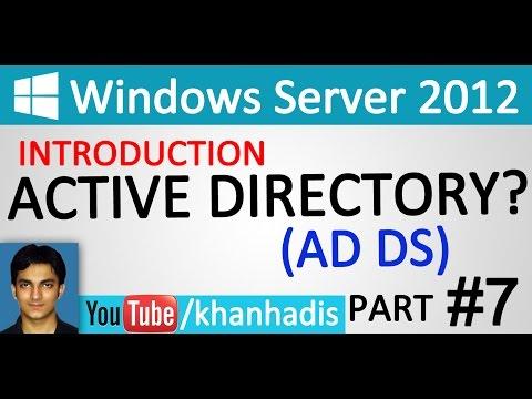 MCSA: Server 2012 in Urdu/Hindi Active Directory? Part 7