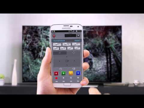 Samsung SMART TV (How to) : อยากรู้วิธีใช้ Smart Phone เป็น Remote Control กับทีวี ต้องทำอย่างไร?