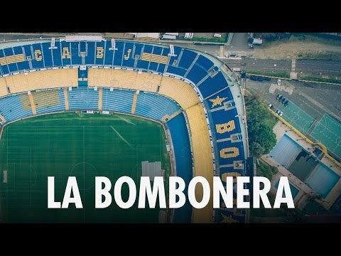 DRONE LA BOMBONERA