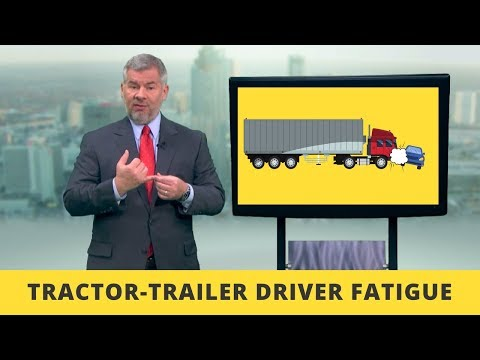Truck Accidents & Fatigue   Atlanta Personal Injury Lawyer